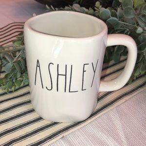 Other - Rae Dunn Ashley Name Coffee Mug